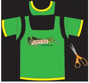 NASA Climate Kids :: Bag an old T-shirt