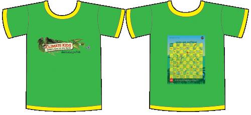 Nasa Climate Kids Bag An Old T Shirt